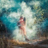 В дыму :: Александр Бортников