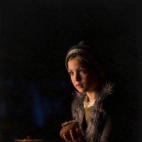 скромный ужин :: Татьяна Исаева-Каштанова