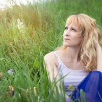 весеннее тепло всегда поможет... :: Райская птица Бородина
