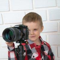 Начинающий фотограф :: Виталий Пылаев
