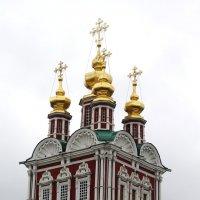 Новодевичий храм1 :: павло налепин