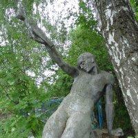 Памятник декабристу Кирееву Ивану Васильевичу (1803-1866гг.) :: Людмила Ларина