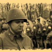 На фронт :: Татьяна Зема