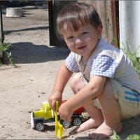 Сегодня Международный день Защиты Детей. :: Татьяна и Александр Акатов