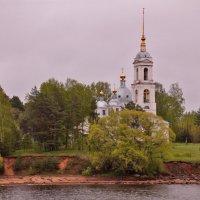 Церковь Вознесения Господня в Охотино :: Nikolay Monahov