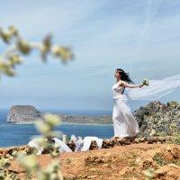 Balos Lagoun, Crete :: Ольга Халкиадаки Румянцева