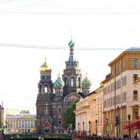 Спас на крови :: Алексей Корнеев