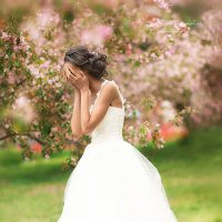 Прекрасная Алина в садах Коломенского :: Елена Юзифович