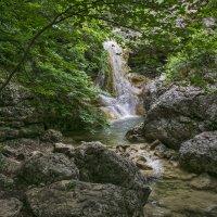 Родниковский водопад :: Игорь Кузьмин