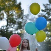Желания принцесс пускаем в небо... :: Любовь