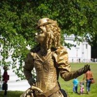 Живые скульптуры. Фестиваль уличных театров 2015 :: Sasha Bobkov