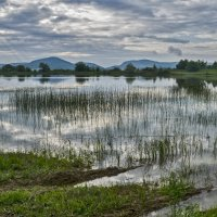 Пруд в Байдарской долине :: Игорь Кузьмин