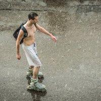 Что мне снег, что мне зной, что мне дождик проливной... :: Владимир Клещёв