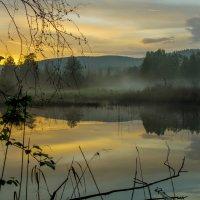 Река на Сыростан :: Дмитрий Михайлович Сарасек
