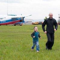 Самолеты, небо, счастье! :: Мария Сидорова