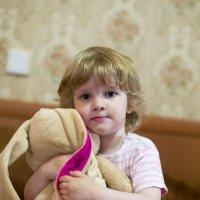 Малышка :: Юлия Куликова