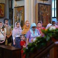 Монастырь. Повседневная жизнь. Троица Святая, слава Тебе! :: Геннадий Александрович