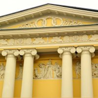 Архитектура Москвы. :: Елена