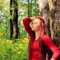 Я в весеннем лесу... :: Леонид