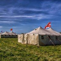 Военный лагерь :: Виктор Фин