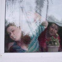 две девицы у окна... :: Ольга Савич