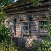 домик в деревне 5 :: Galina