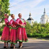 Три девицы ... :: Андрей Куприянов
