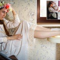 Фото в стиле а-ля «Fashion» (учебная работа) :: Михаил Ермаков