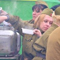 Военно-полевая кухня. :: Лариса Красноперова