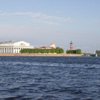 Санкт-Петербург Стрелка ВО :: Алексей Корнеев
