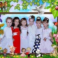 выпускной в детском саду :: Ольга