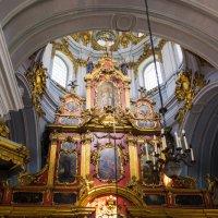 Иконостас Андреевской церкви :: Андрей Нибылица