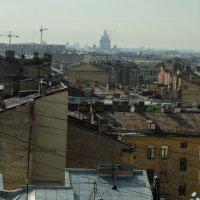 Крыши домов дрожат под тяжестью дней, :: tipchik