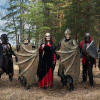 Королева Вампиров и ее нежить :: Алексей Малахов