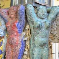 Мозаичные скульптуры :: Юрий Тихонов