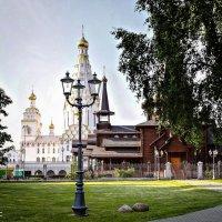 Храмы на ул. Калиновского. Минск. :: Nonna