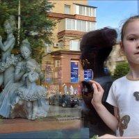 У витрины :: Нина Корешкова