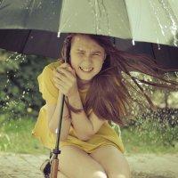 непогода. :: Анна Никонорова