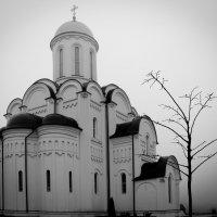 церковь в честь Георгия победоносца :: Ангелина К