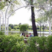 в парке :: Favel Гаврилюк