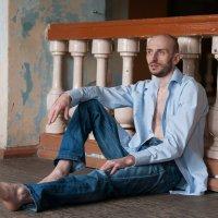 Мужской портрет :: Мария Сидорова