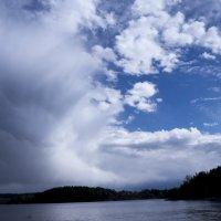 облака  , сразу после ождя :: Сергей