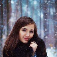 Зимний портрет :: Олеся Дятлова