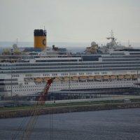 В нашу гавань заходили корабли :: Наталья Левина