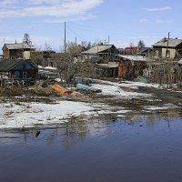 Комяцкая деревня :: Леонид Сергиенко