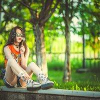 Первые одуванчики :: Екатерина Ибраева
