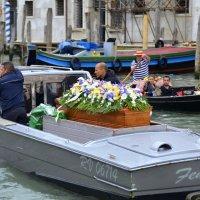 Последний путь в Венеции :: Николай Танаев
