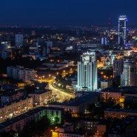 Ночной Екатеринбург :: Святослав Прутин