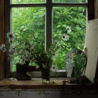 Глазами зеркала… :: Vladimir Shapoval