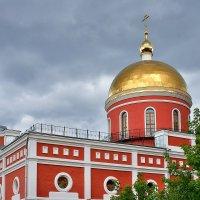 Церковь Иверской иконы Божией Матери в Самарском Иверском Женском Монастыре :: Денис Кораблёв